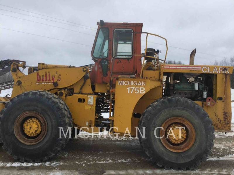 MICHIGAN CARGADORES DE RUEDAS 175B-GM equipment  photo 5