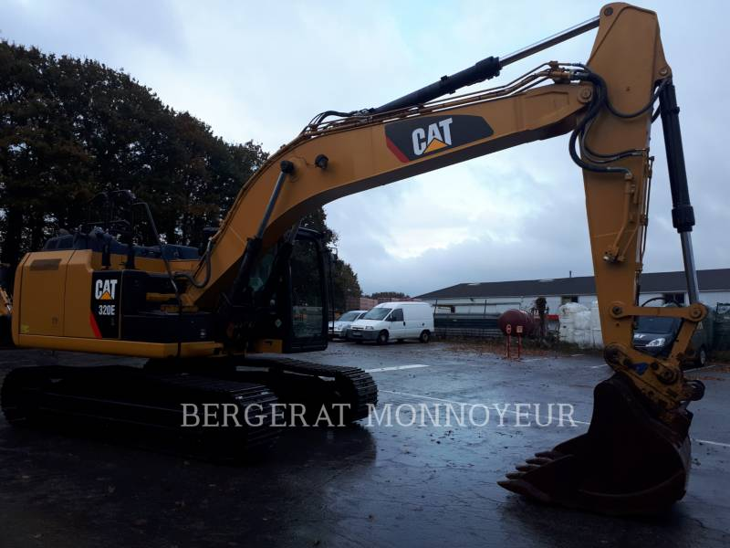 CATERPILLAR PELLES SUR CHAINES 320E equipment  photo 2