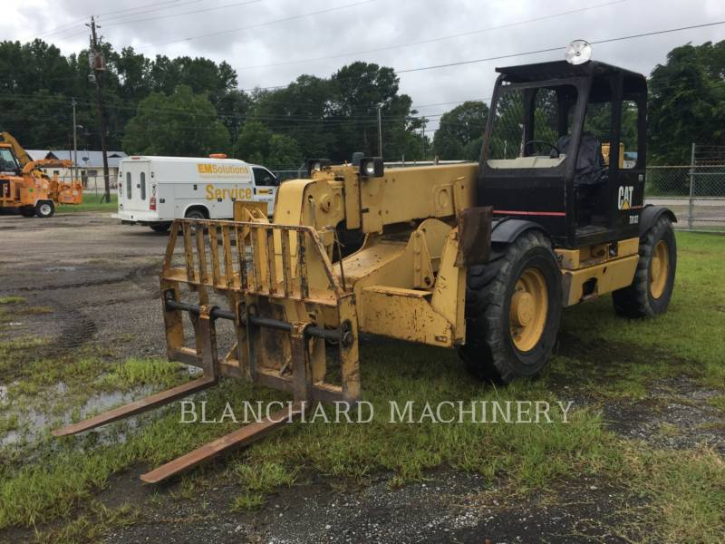 CATERPILLAR TELEHANDLER TH103 equipment  photo 2