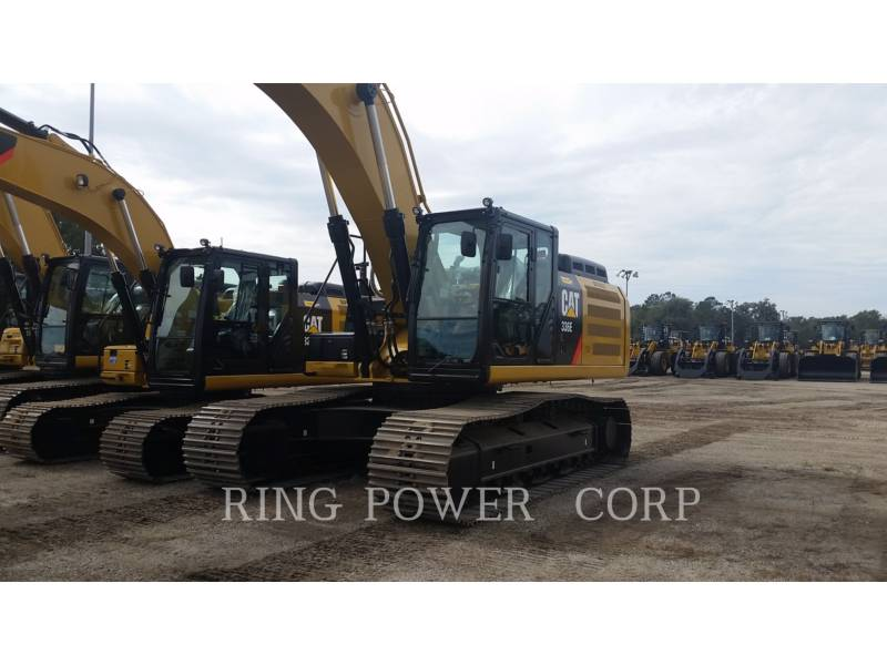 CATERPILLAR TRACK EXCAVATORS 336ELTC equipment  photo 1