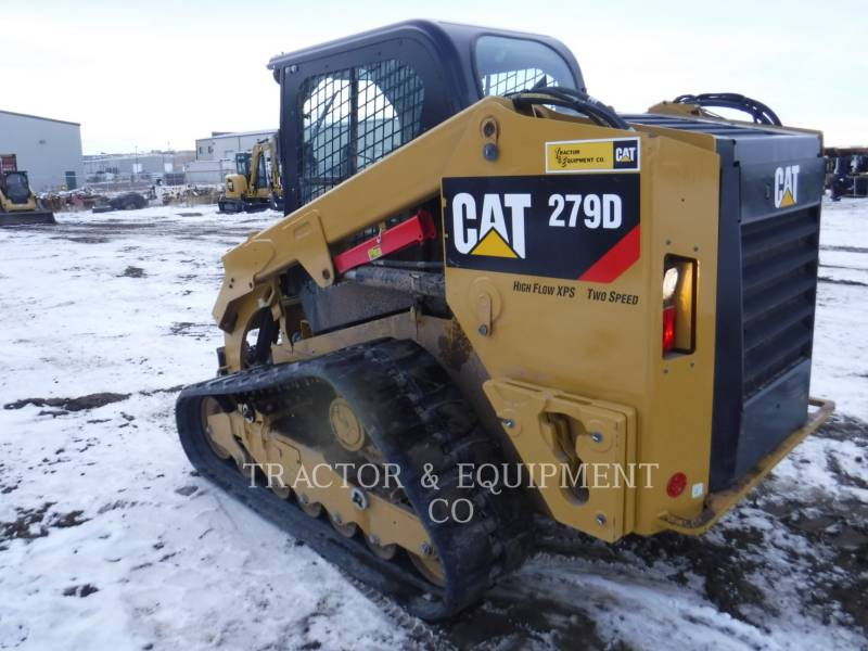 CATERPILLAR CHARGEURS COMPACTS RIGIDES 279D H3CB equipment  photo 5