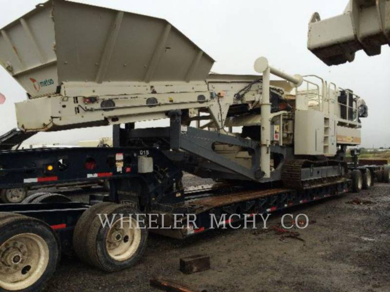 METSO TRITURADORAS LT200HPS equipment  photo 4