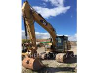 CATERPILLAR KETTEN-HYDRAULIKBAGGER 320E LRRCF equipment  photo 4