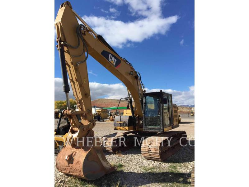 CATERPILLAR TRACK EXCAVATORS 320E LRRCF equipment  photo 4
