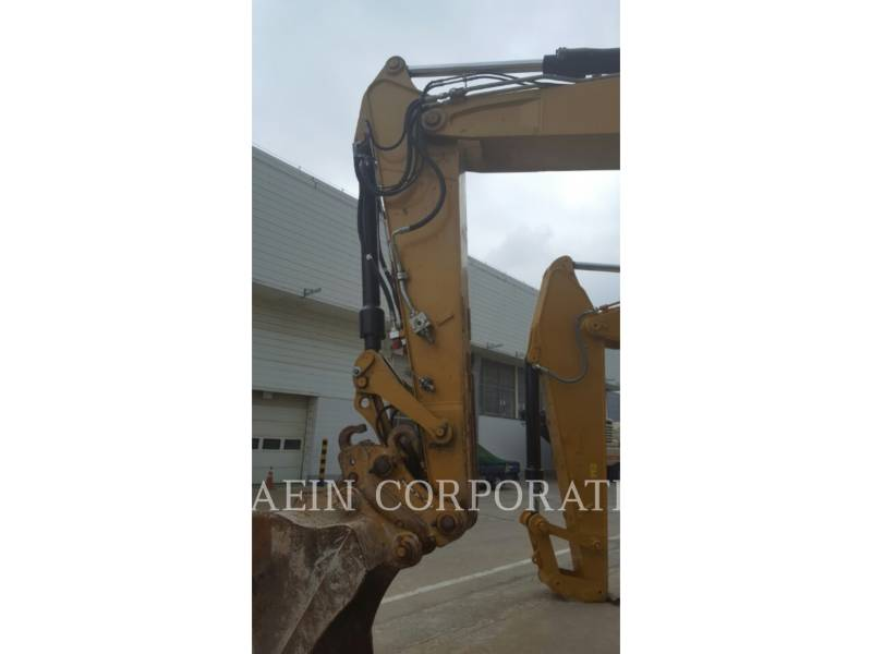 CATERPILLAR ホイール油圧ショベル M313D equipment  photo 16