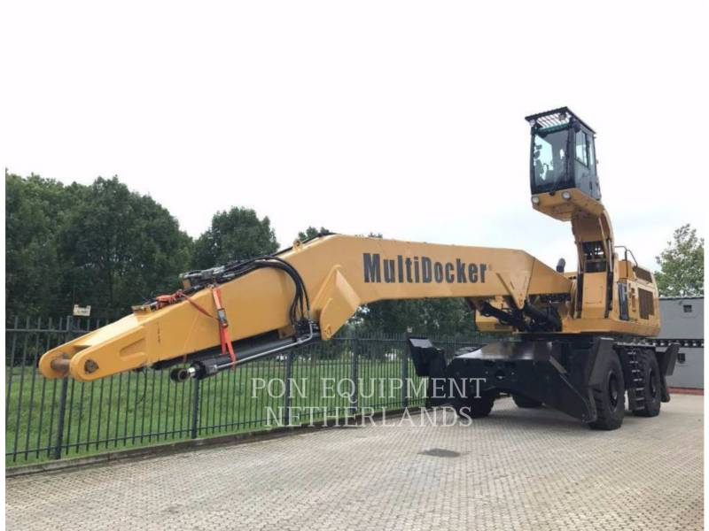 CATERPILLAR EXCAVADORAS DE CADENAS Multidocker CH70D equipment  photo 5