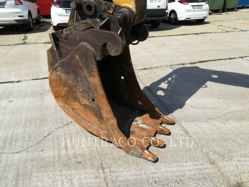 CATERPILLAR WHEEL EXCAVATORS M316C equipment  photo 11