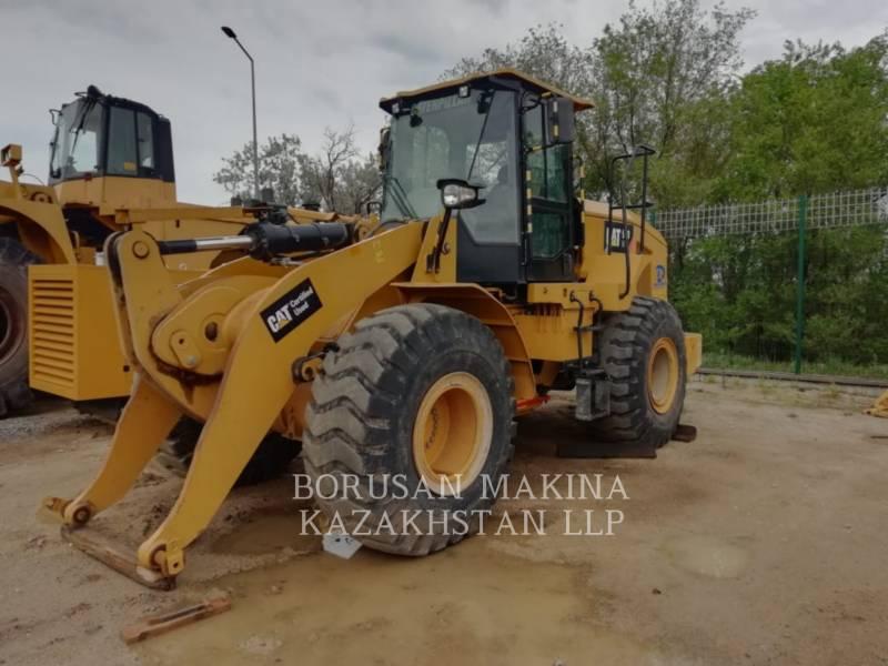 CATERPILLAR ŁADOWARKA KOŁOWA KOPALNIANA 950GC equipment  photo 3