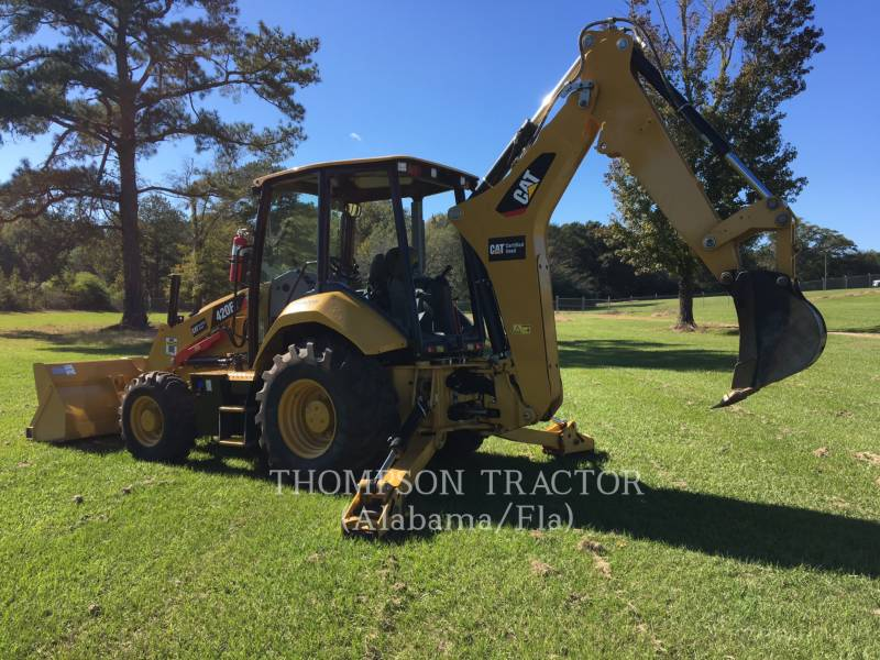CATERPILLAR バックホーローダ 420F2 equipment  photo 9