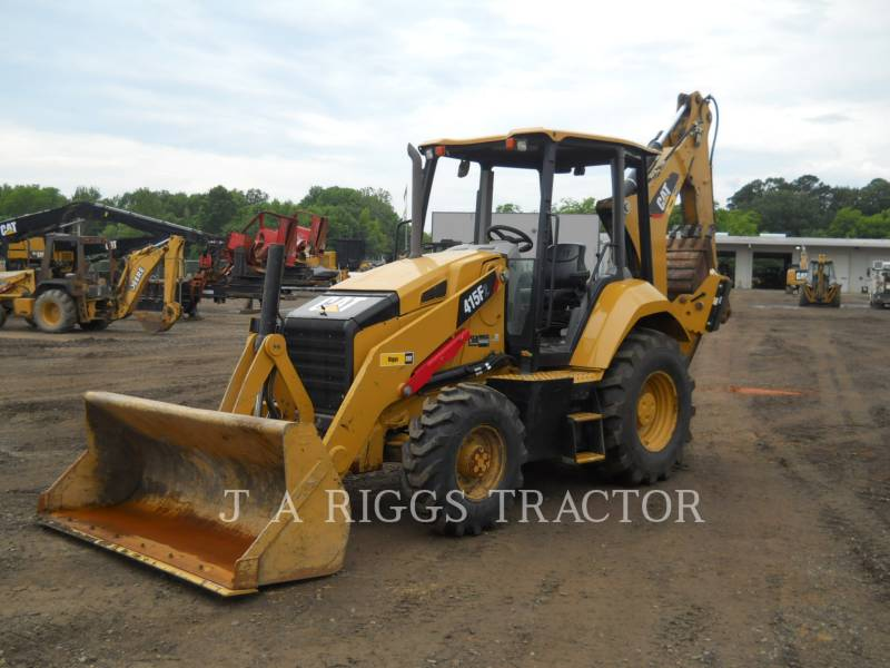 CATERPILLAR TERNE 415F 4 equipment  photo 1