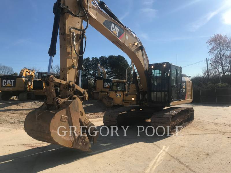 CATERPILLAR EXCAVADORAS DE CADENAS 323FL equipment  photo 8