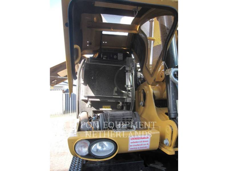 CATERPILLAR EXCAVADORAS DE RUEDAS M 313 D equipment  photo 13