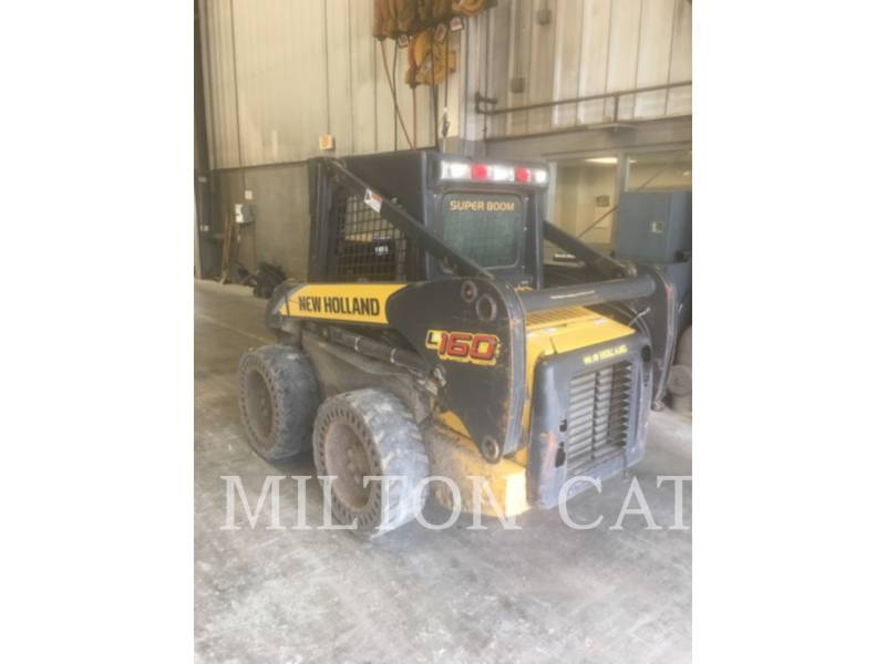 NEW HOLLAND LTD. SKID STEER LOADERS L160 equipment  photo 3