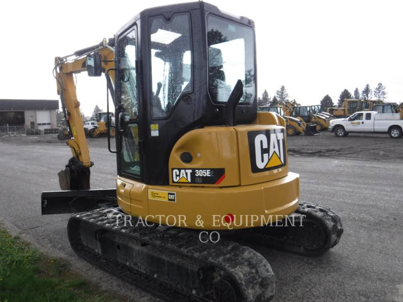 CATERPILLAR EXCAVADORAS DE CADENAS 305E2 CRCB equipment  photo 7