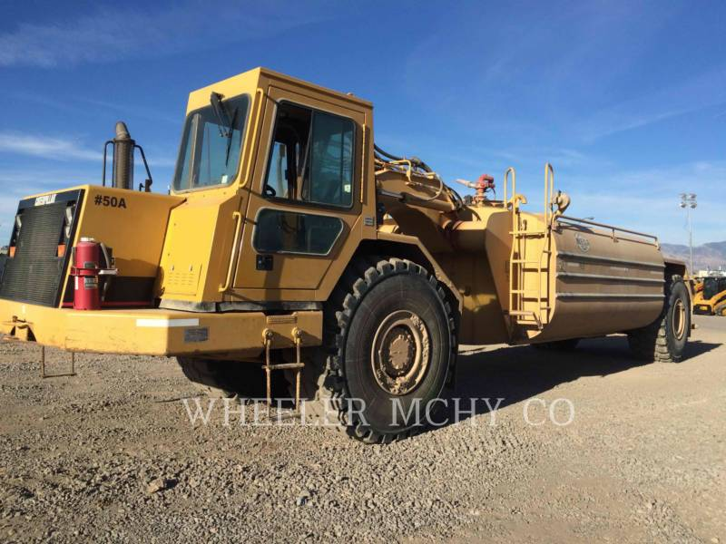 CATERPILLAR CAMIONS CITERNE A EAU WT 615C WW equipment  photo 1