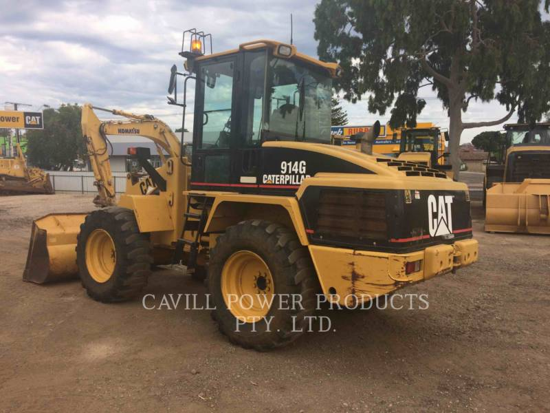 CATERPILLAR WHEEL LOADERS/INTEGRATED TOOLCARRIERS 914G equipment  photo 4