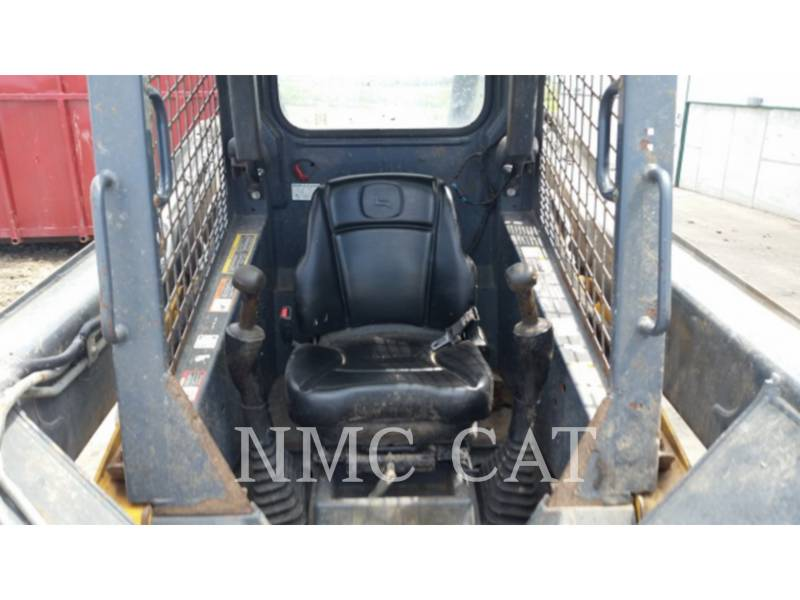 JOHN DEERE SKID STEER LOADERS 318E_JD equipment  photo 5