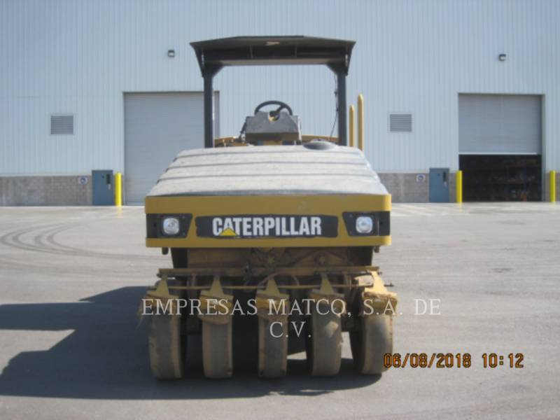CATERPILLAR PNEUMATIC TIRED COMPACTORS PS-150C equipment  photo 3
