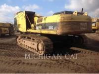 CATERPILLAR TRACK EXCAVATORS 330CL MH equipment  photo 4