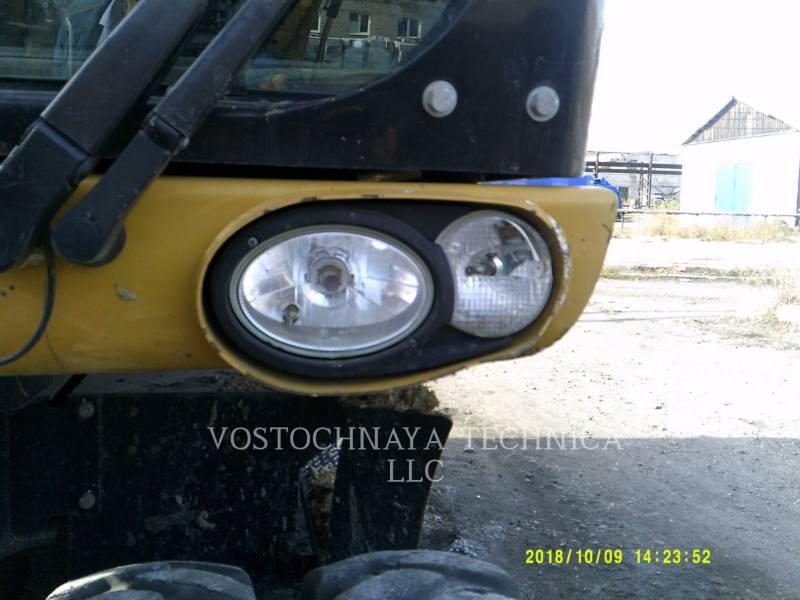 Caterpillar EXCAVATOARE PE ROŢI M318D equipment  photo 16