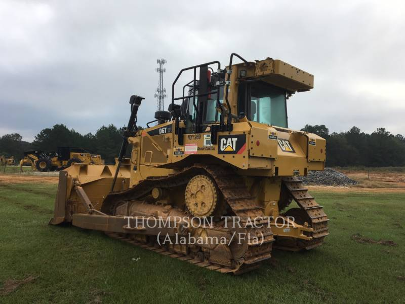 CATERPILLAR TRACTOREN OP RUPSBANDEN D6T equipment  photo 7