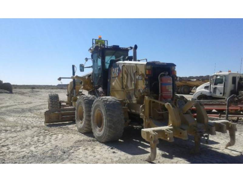 CATERPILLAR MOTOR GRADERS 16M equipment  photo 3