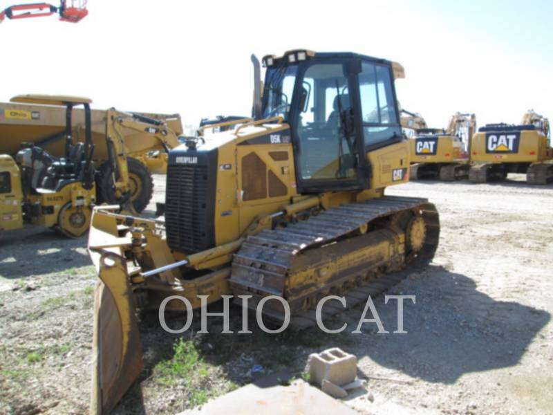 CATERPILLAR TRACTORES DE CADENAS D5K LGP equipment  photo 2