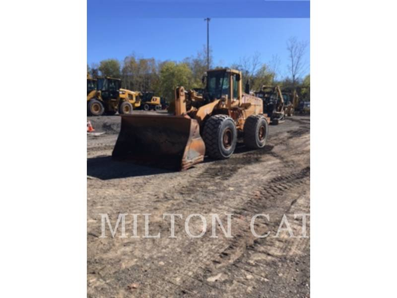 CASE WHEEL LOADERS/INTEGRATED TOOLCARRIERS 921 equipment  photo 1