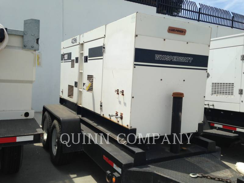 MULTIQUIP PORTABLE GENERATOR SETS DCA180SSK equipment  photo 2