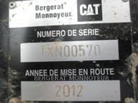 CATERPILLAR ESCAVATORI CINGOLATI 314DLCR equipment  photo 11