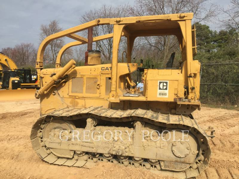 CATERPILLAR TRACTORES DE CADENAS D6D equipment  photo 8