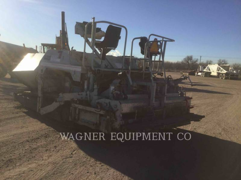 OTHER ASPHALT PAVERS CR361 equipment  photo 4