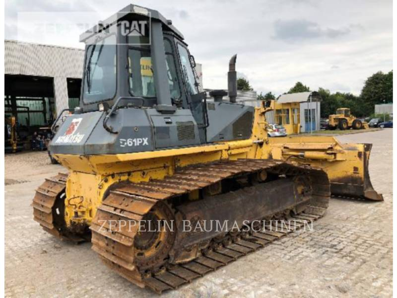 KOMATSU LTD. TRACTORES DE CADENAS D61PX-12 equipment  photo 4