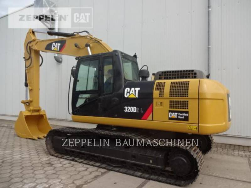 CATERPILLAR TRACK EXCAVATORS 320D2L equipment  photo 2