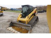 Equipment photo CATERPILLAR 287D UNIWERSALNE ŁADOWARKI 1