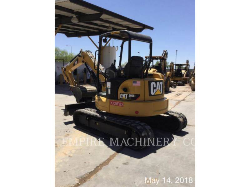 CATERPILLAR PELLES SUR CHAINES 305E2 OR equipment  photo 1