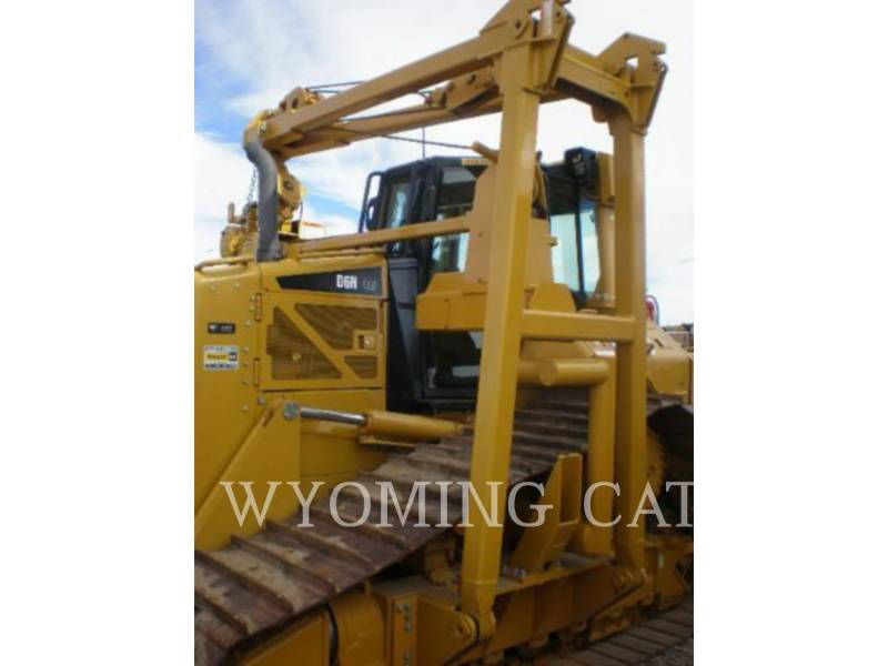 CATERPILLAR TRACK TYPE TRACTORS D6N LGP PL equipment  photo 5
