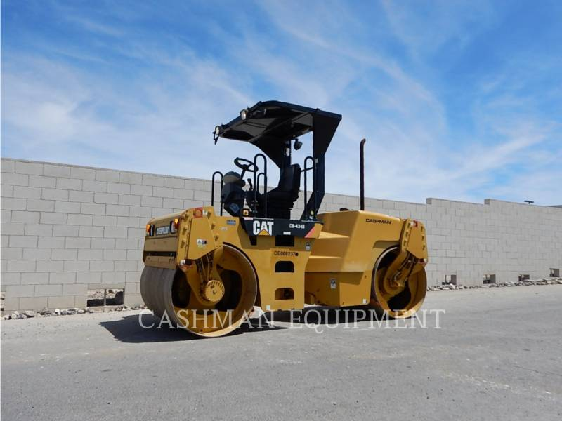 CATERPILLAR COMPACTADORES CB-434D equipment  photo 1