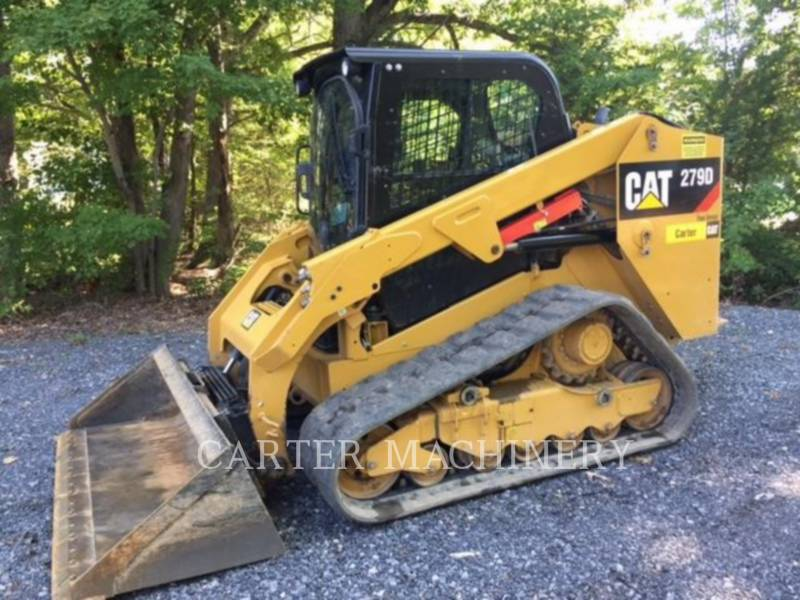 CATERPILLAR KOMPAKTLADER 279D AC equipment  photo 2