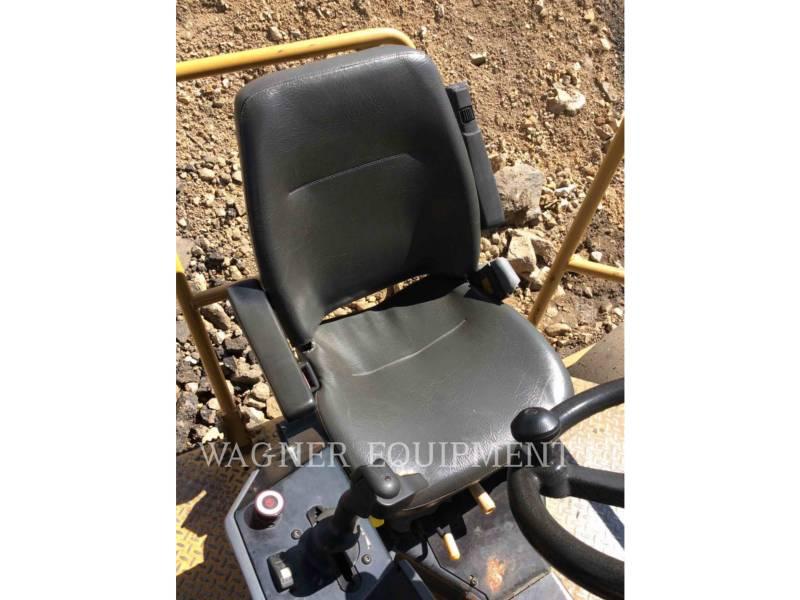 CATERPILLAR COMPACTORS CB-634D equipment  photo 9