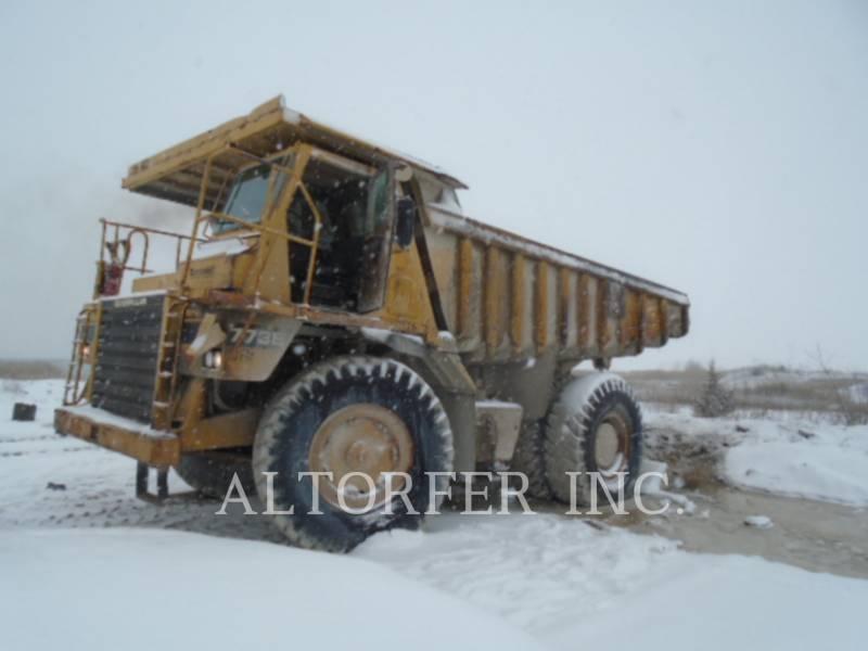 CATERPILLAR ARTICULATED TRUCKS 773B equipment  photo 1