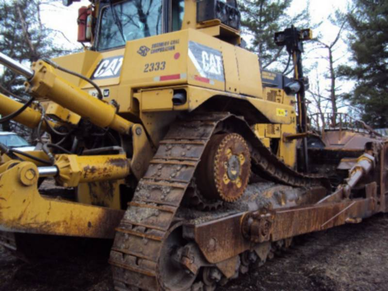 CATERPILLAR TRACTEURS SUR CHAINES D10T equipment  photo 2