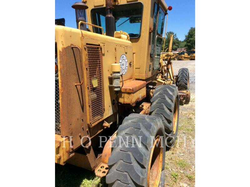 CATERPILLAR MOTOR GRADERS 120G equipment  photo 5