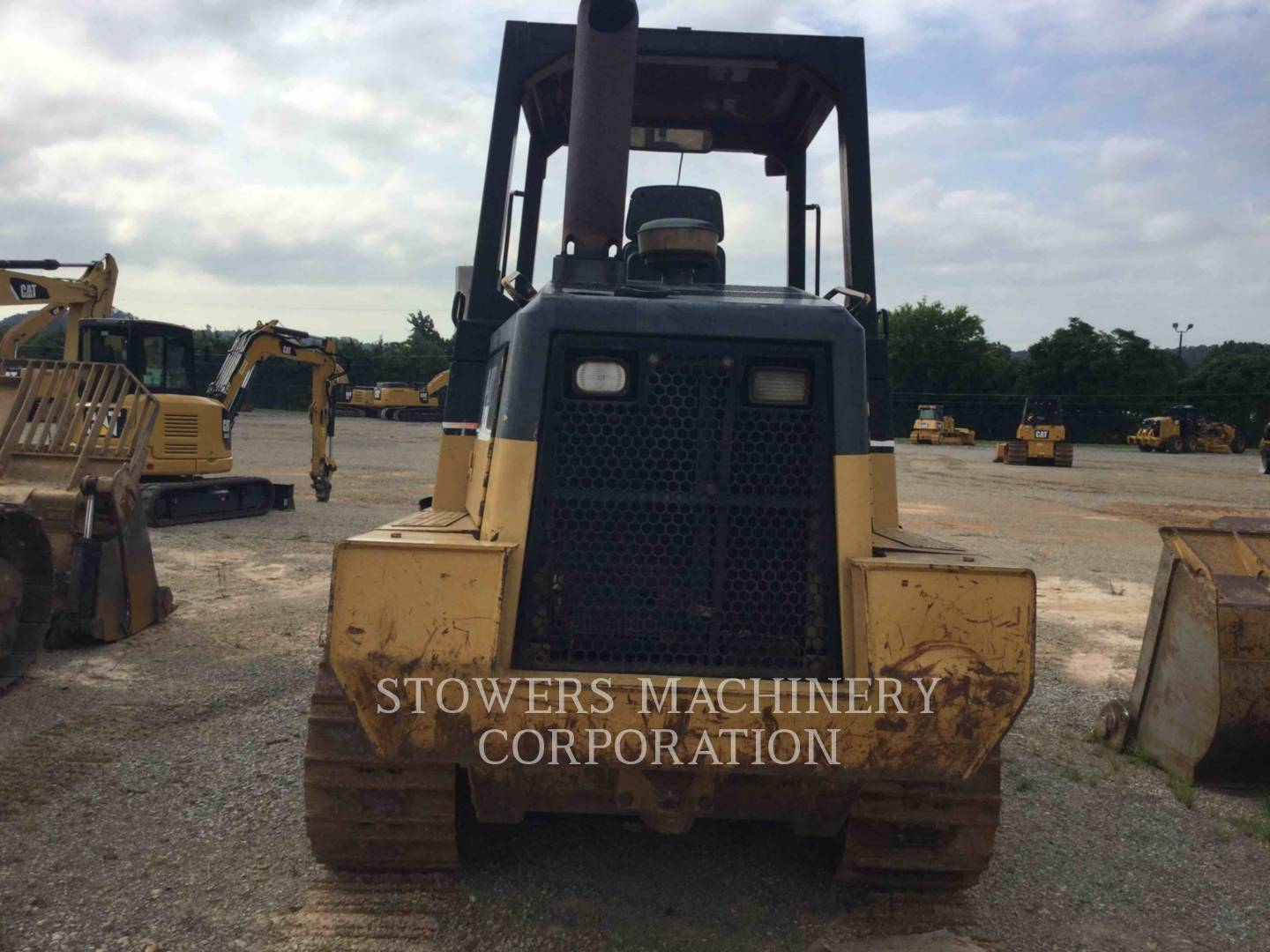 Detail photo of 1998 Caterpillar 953C from Construction Equipment Guide