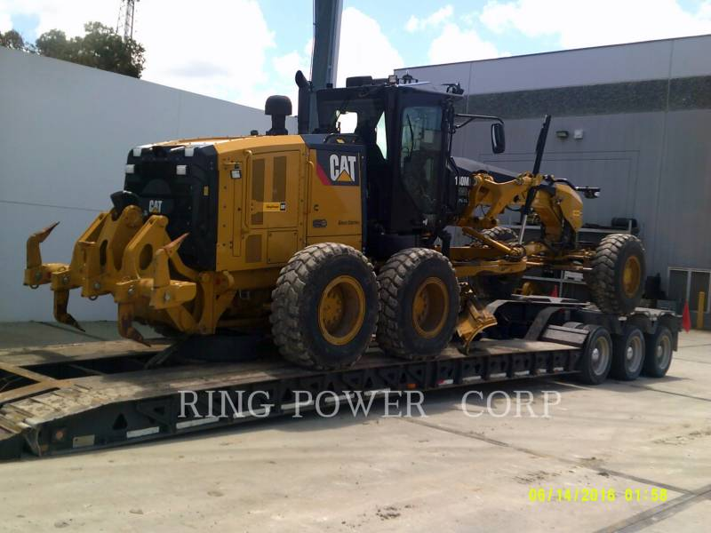 CATERPILLAR NIVELEUSES 140M3AWD equipment  photo 4