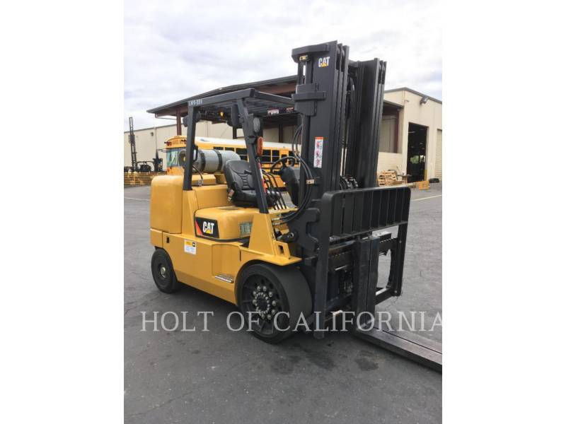 CATERPILLAR MITSUBISHI FORKLIFTS GC70K equipment  photo 2