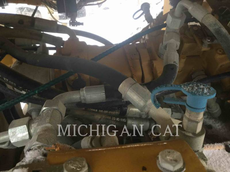 CATERPILLAR EINZELVIBRATIONSWALZE, GLATTBANDAGE CS54 equipment  photo 15