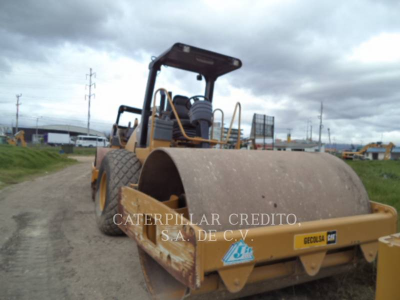 CATERPILLAR COMPACTADORES DE SUELOS CS-533E equipment  photo 6