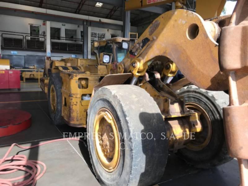 CATERPILLAR CHARGEUSE POUR MINES SOUTERRAINES R1300G equipment  photo 5