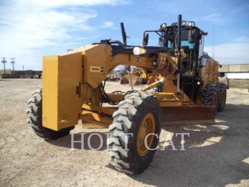 CATERPILLAR MOTONIVELADORAS 140M2 GOV equipment  photo 1